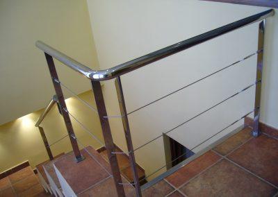 Barandilla de escaleras